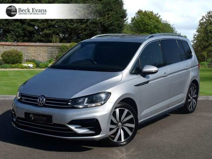 43 New Volkswagen Touran 2020 Rumors with Volkswagen Touran 2020