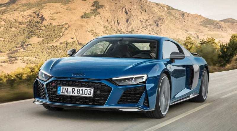 43 The 2020 Audi R8 V10 Performance First Drive with 2020 Audi R8 V10 Performance