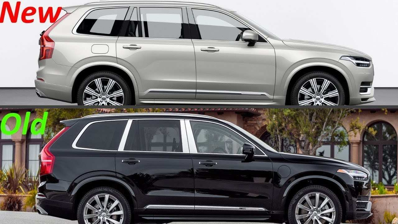 43 The Difference Between 2019 And 2020 Volvo Xc90 Style for Difference Between 2019 And 2020 Volvo Xc90