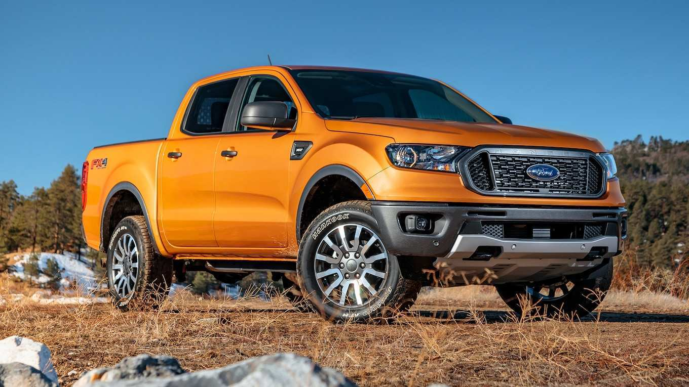 43 The Ford Ranger Xlt 2020 Performance and New Engine for Ford Ranger Xlt 2020