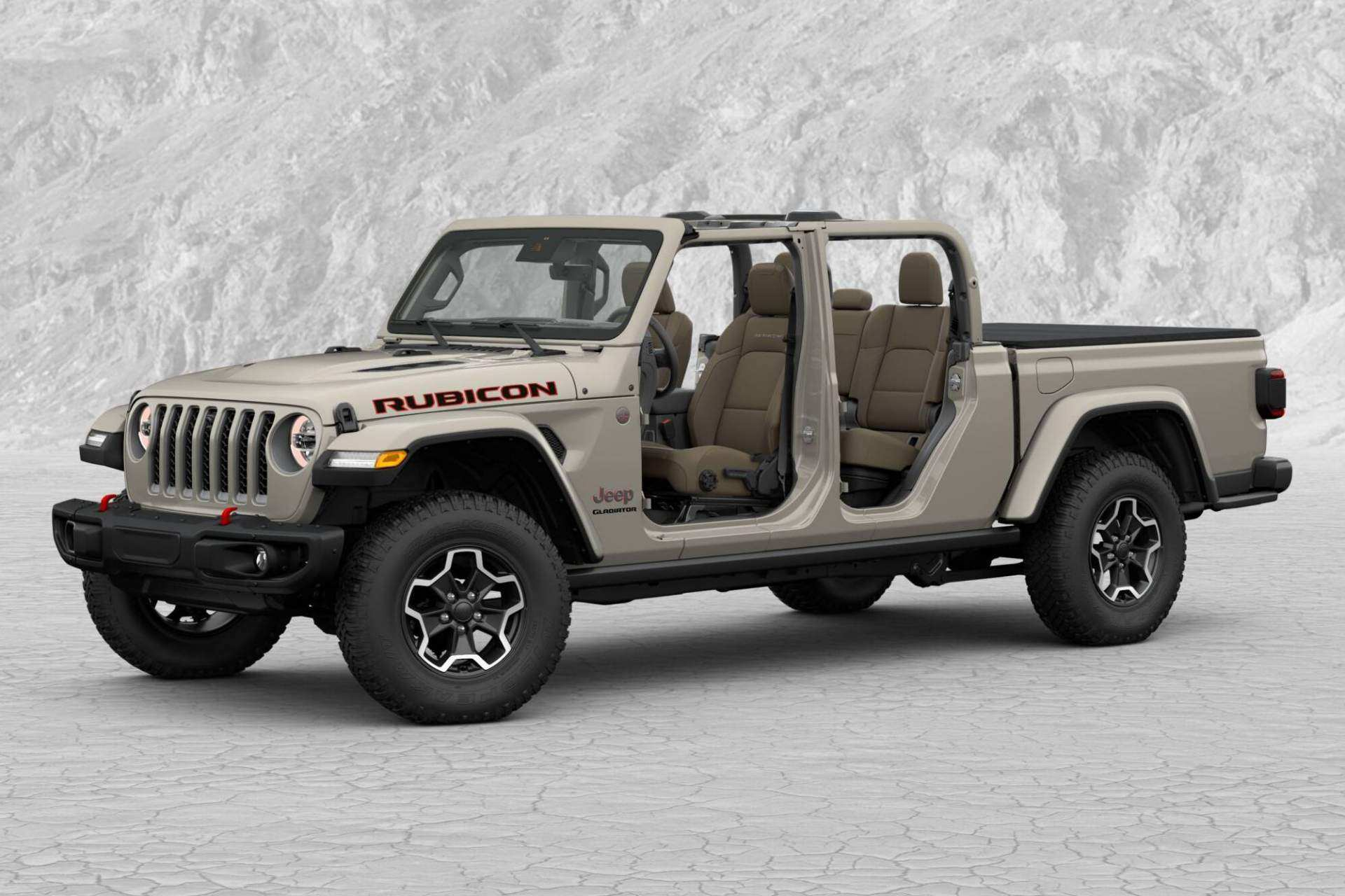 43 The Jeep Rubicon 2020 Price First Drive with Jeep Rubicon 2020 Price