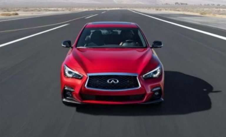 43 The New Infiniti 2020 Wallpaper for New Infiniti 2020
