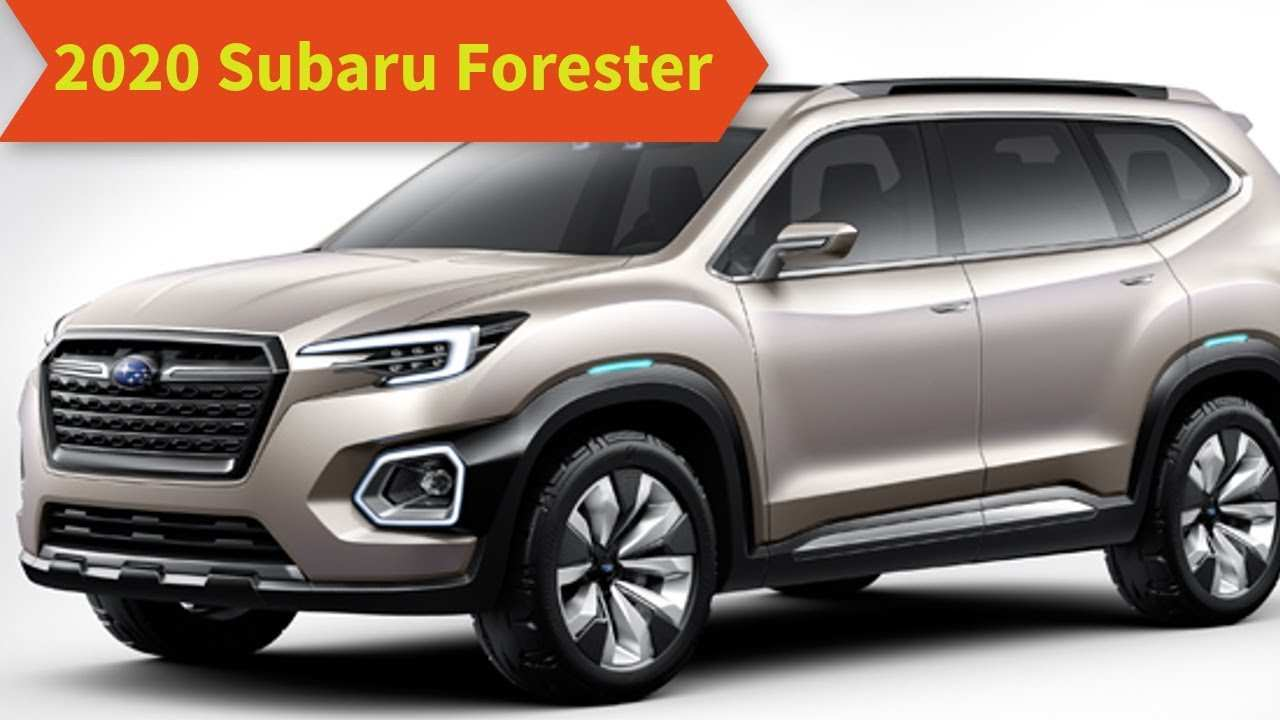 43 The Subaru Forester 2020 Colors Performance with Subaru Forester 2020 Colors