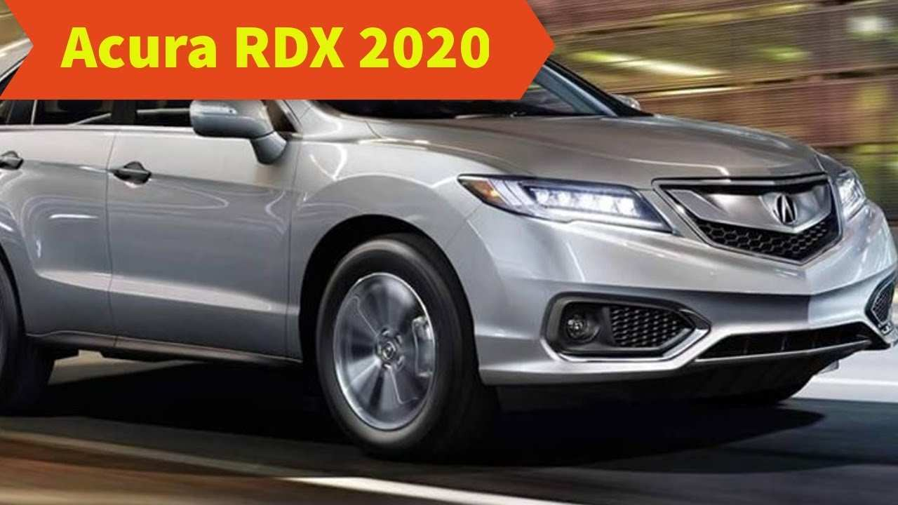 44 All New Acura Rdx 2020 Review History by Acura Rdx 2020 Review