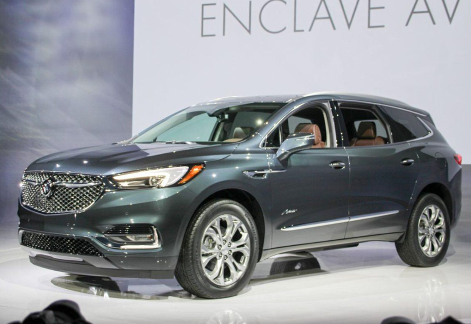 44 All New Buick Enclave 2020 New Concept with Buick Enclave 2020