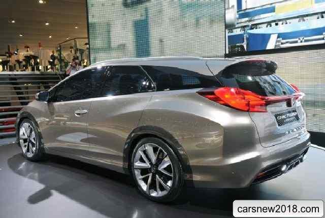 44 All New Honda Civic Kombi 2020 Spy Shoot for Honda Civic Kombi 2020