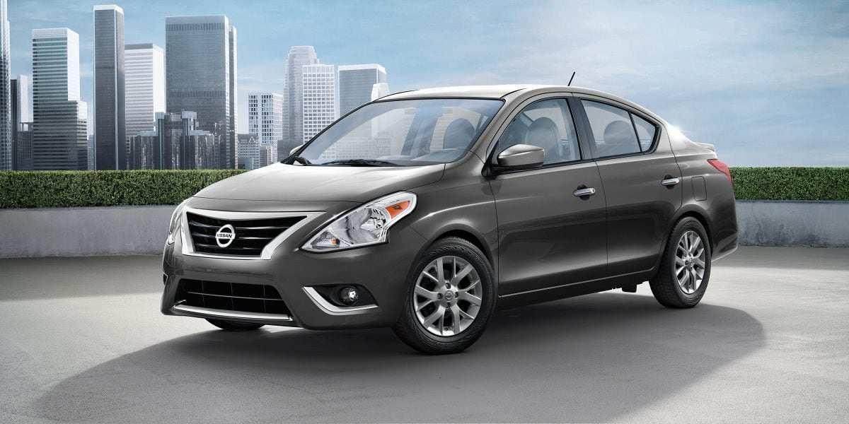 44 All New Nissan Versa 2020 Brasil Images with Nissan Versa 2020 Brasil