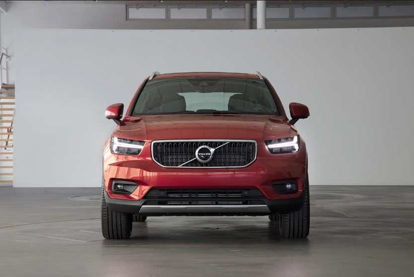 44 All New Volvo Xc40 2020 Update Model with Volvo Xc40 2020 Update