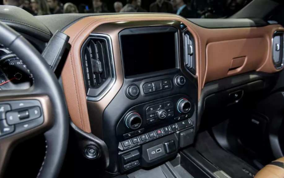 44 Best Review 2020 Gmc Sierra Hd Interior Review with 2020 Gmc Sierra Hd Interior