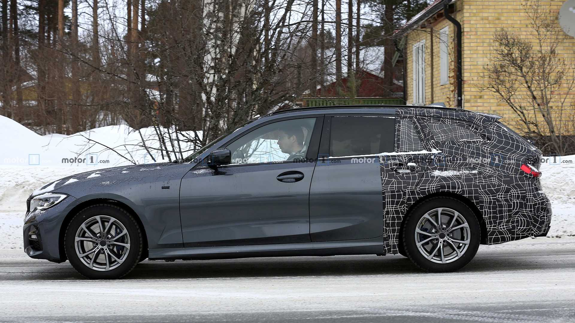 44 Best Review New BMW 3 Series Touring 2020 Overview for New BMW 3 Series Touring 2020