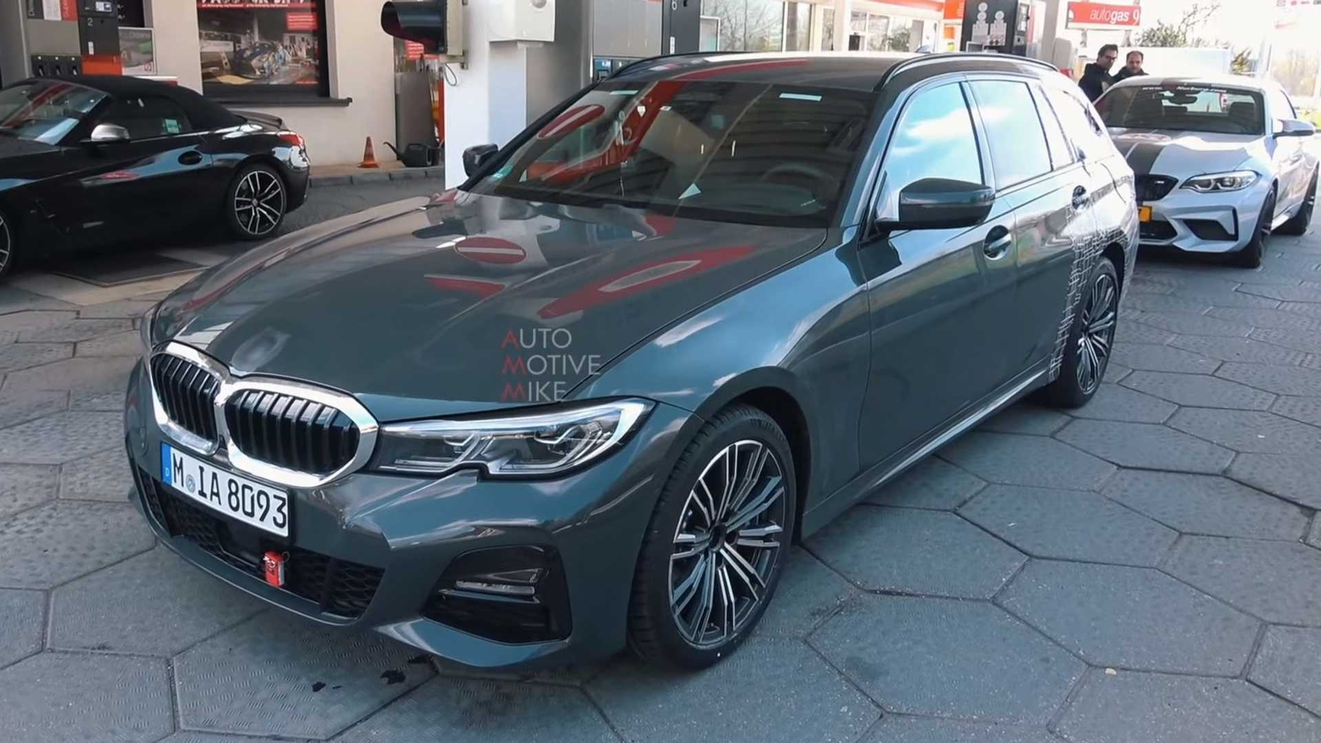 44 Best Review New BMW 3 Series Touring 2020 Picture for New BMW 3 Series Touring 2020