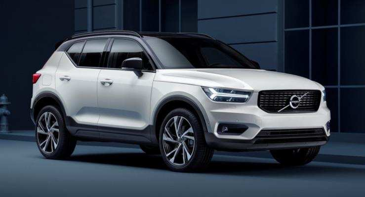 44 Best Review Volvo Xc40 2020 Update Redesign and Concept by Volvo Xc40 2020 Update