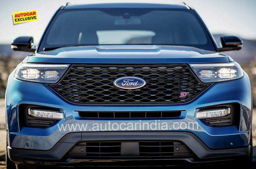44 Concept of Ford New Suv 2020 Rumors for Ford New Suv 2020