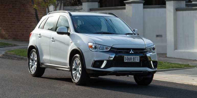 44 Concept of Mitsubishi Asx 2020 Specs New Review for Mitsubishi Asx 2020 Specs