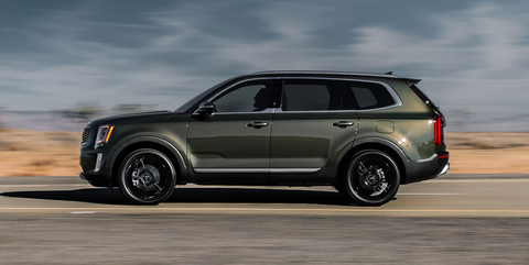 44 Gallery of 2020 Kia Telluride Lx Specs with 2020 Kia Telluride Lx