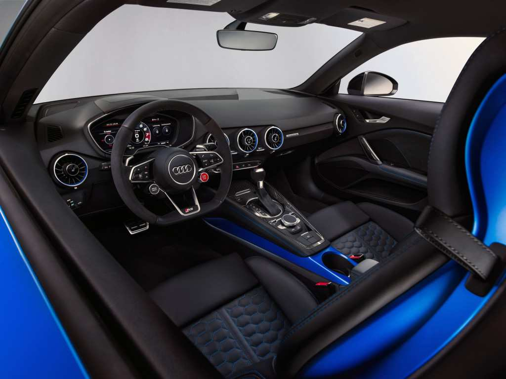 44 Gallery of Audi Tt 2020 Interior Configurations by Audi Tt 2020 Interior