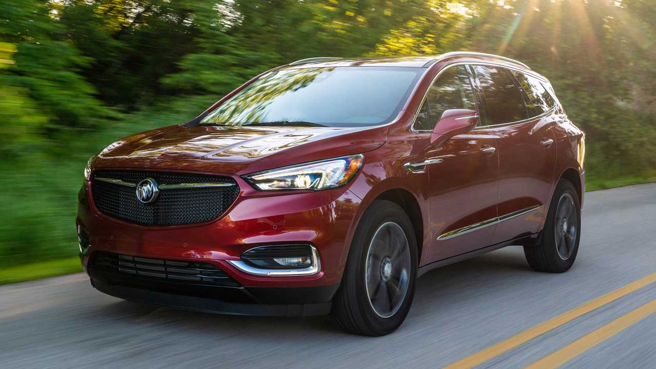 44 Gallery of Buick Enclave 2020 Price and Review for Buick Enclave 2020