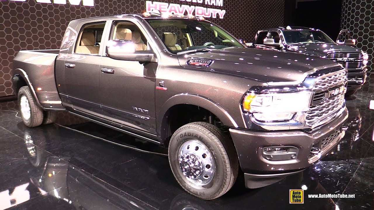 44 Gallery of Dodge Dually 2020 Spesification with Dodge Dually 2020