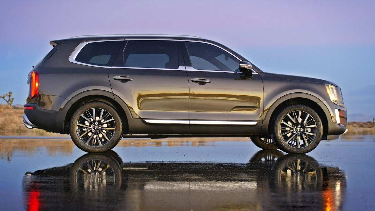 44 Gallery of Kia Telluride 2020 Specs and Review with Kia Telluride 2020