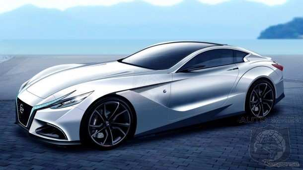44 Gallery of Nissan New Z 2020 Redesign and Concept by Nissan New Z 2020