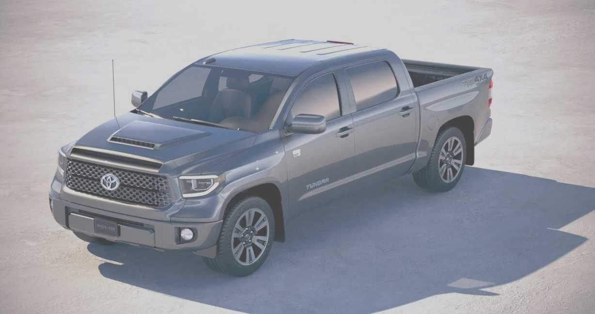 44 Gallery of Toyota Tundra 2020 Model for Toyota Tundra 2020