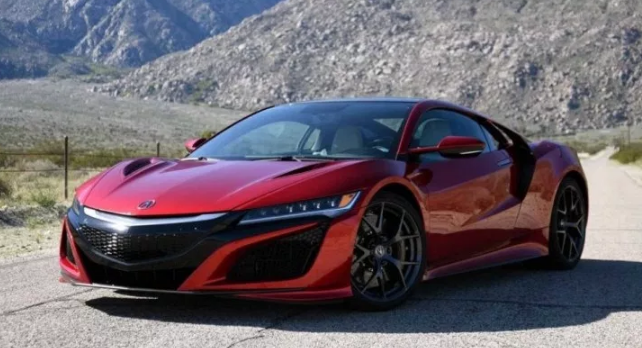 44 Great Acura Nsx 2020 Images by Acura Nsx 2020