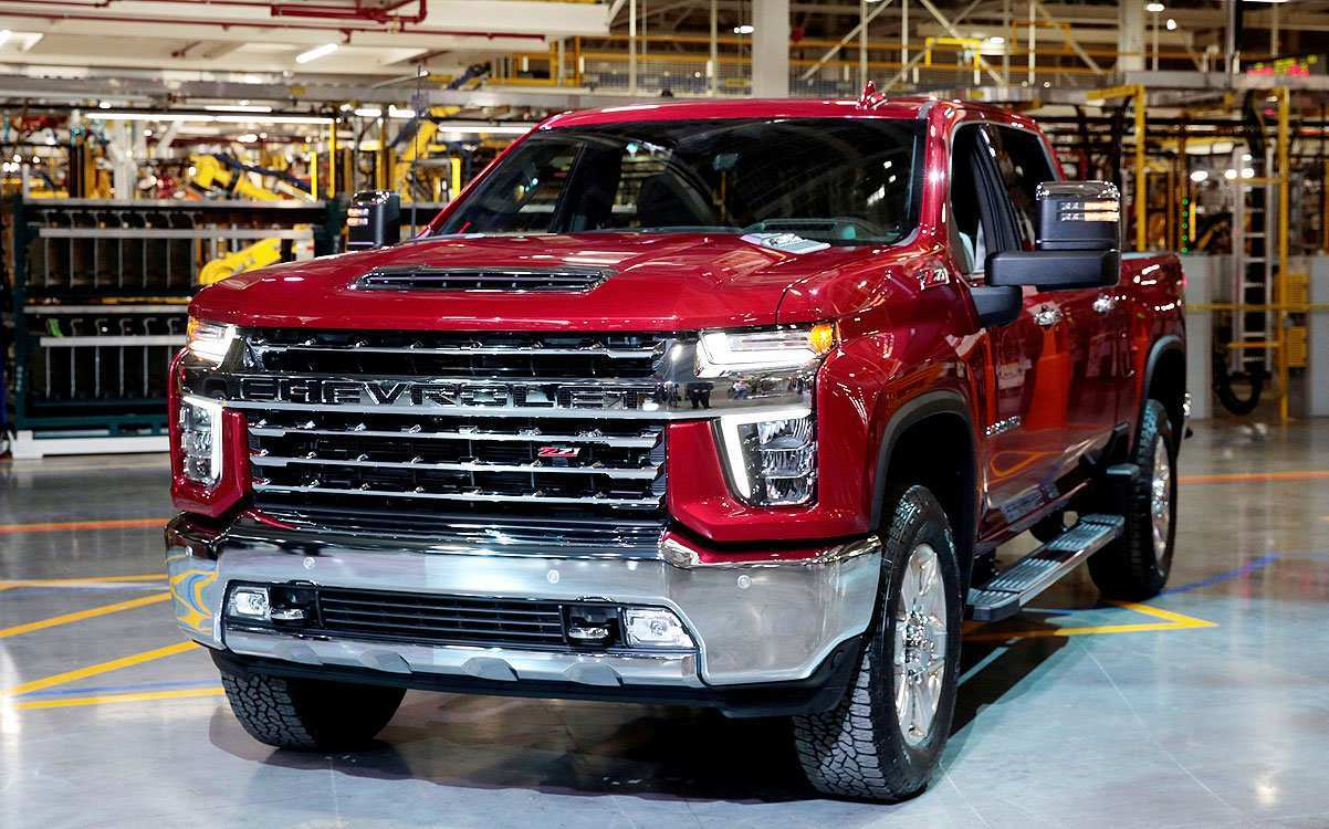 44 Great When Do The 2020 Chevrolet Trucks Come Out Reviews for When Do The 2020 Chevrolet Trucks Come Out