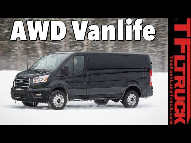 44 New Ford Transit 2020 Awd Prices by Ford Transit 2020 Awd