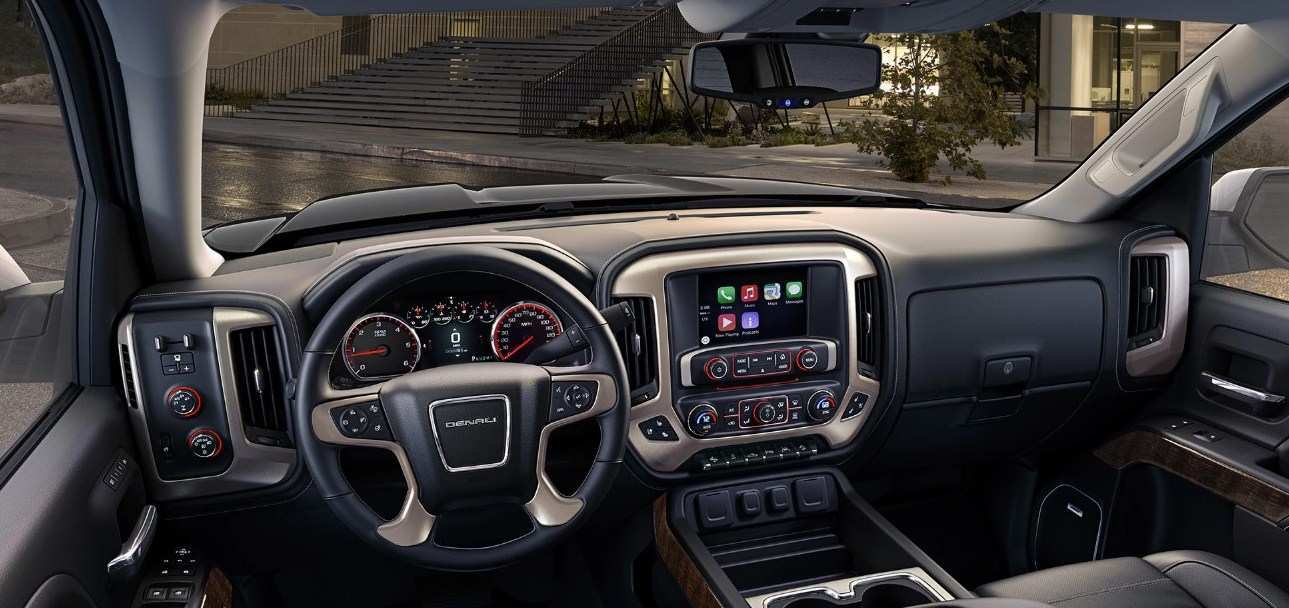 44 The 2020 Gmc Yukon Denali Interior Concept with 2020 Gmc Yukon Denali Interior