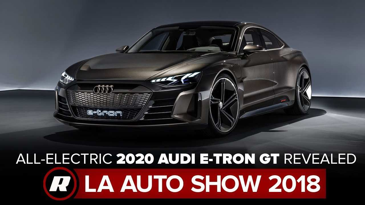 44 The Audi New Electric Car 2020 Speed Test by Audi New Electric Car 2020