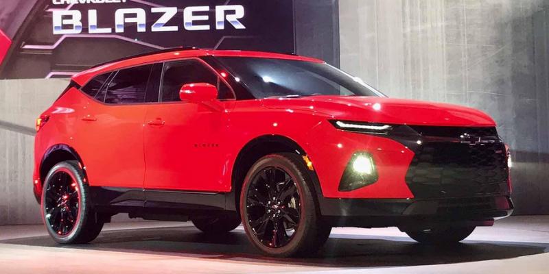 44 The Chevrolet K5 Blazer 2020 History for Chevrolet K5 Blazer 2020