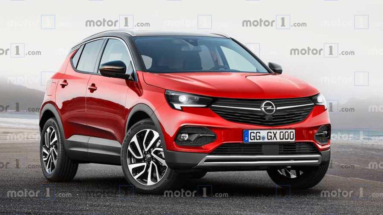 44 The Opel Mokka 2020 Performance for Opel Mokka 2020