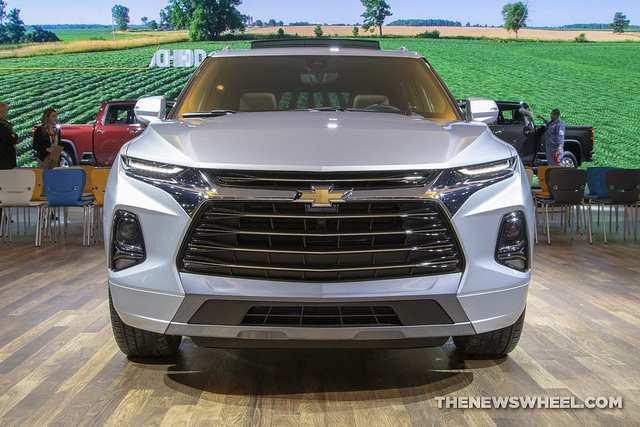 45 All New Chevrolet K5 Blazer 2020 Exterior by Chevrolet K5 Blazer 2020