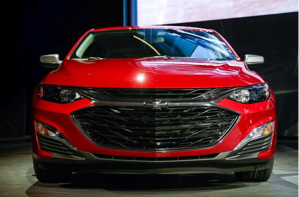 45 All New Chevrolet Malibu 2020 First Drive for Chevrolet Malibu 2020