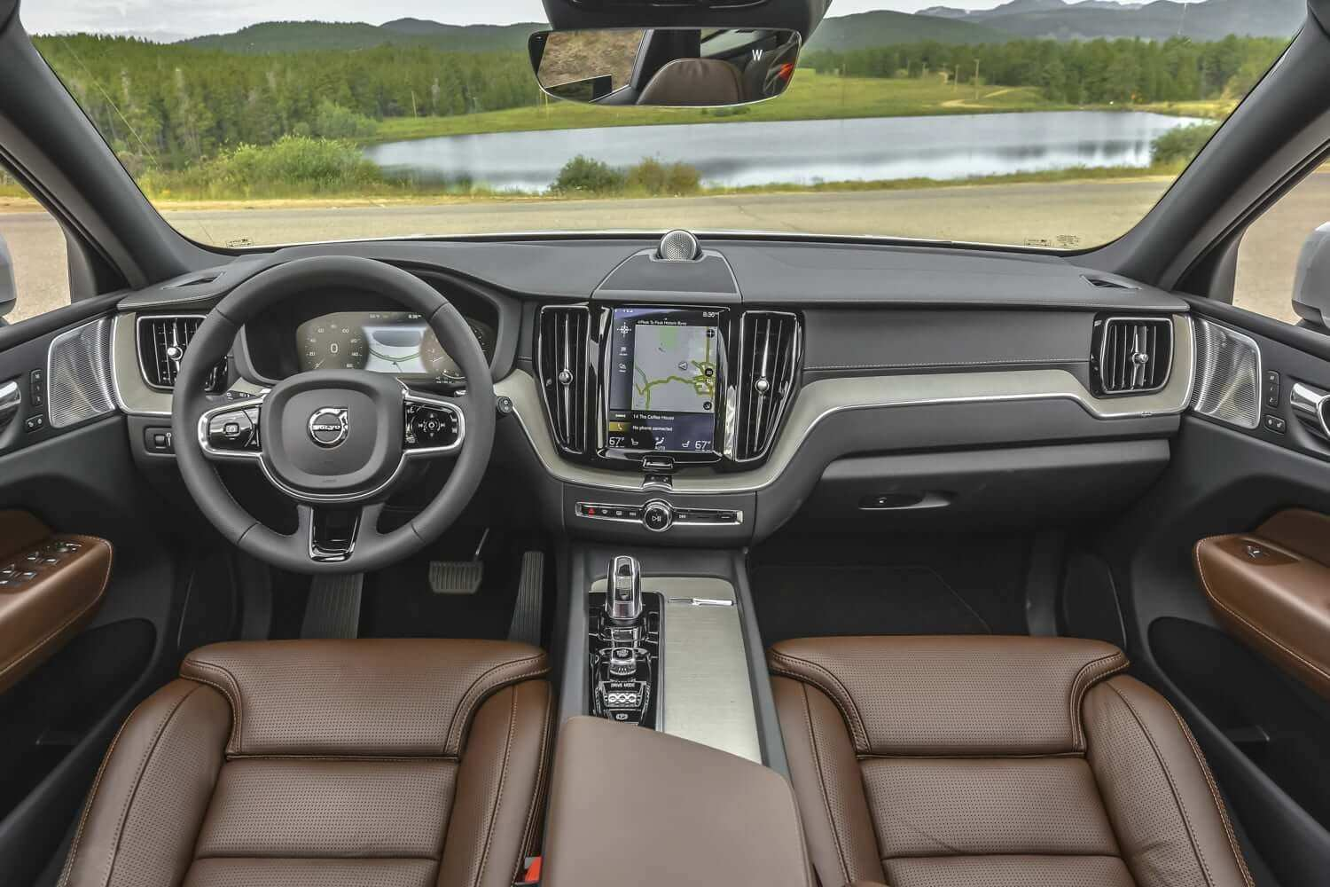 45 All New Volvo V40 2020 Interior Picture for Volvo V40 2020 Interior