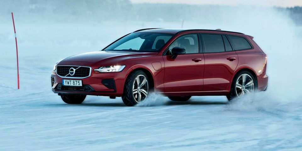 45 All New Volvo V60 2020 Wallpaper by Volvo V60 2020