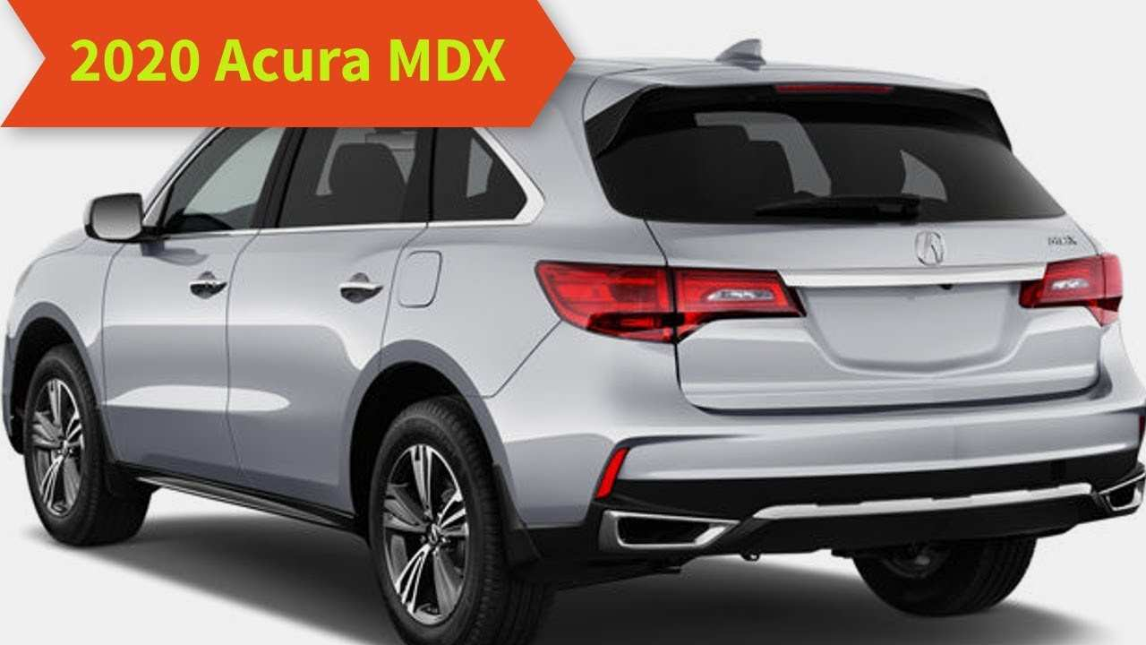 45 All New When Will 2020 Acura Mdx Be Released Exterior and Interior with When Will 2020 Acura Mdx Be Released