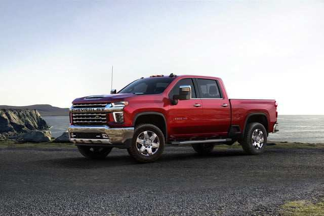45 Best Review 2020 Chevrolet 2500 Ltz Performance with 2020 Chevrolet 2500 Ltz
