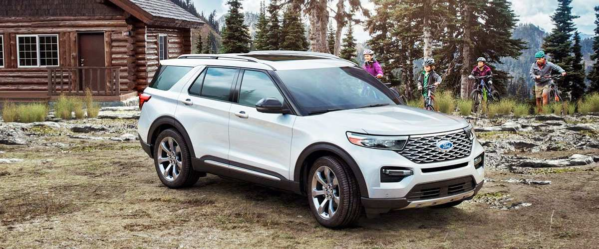45 Best Review Ford New Explorer 2020 Wallpaper with Ford New Explorer 2020