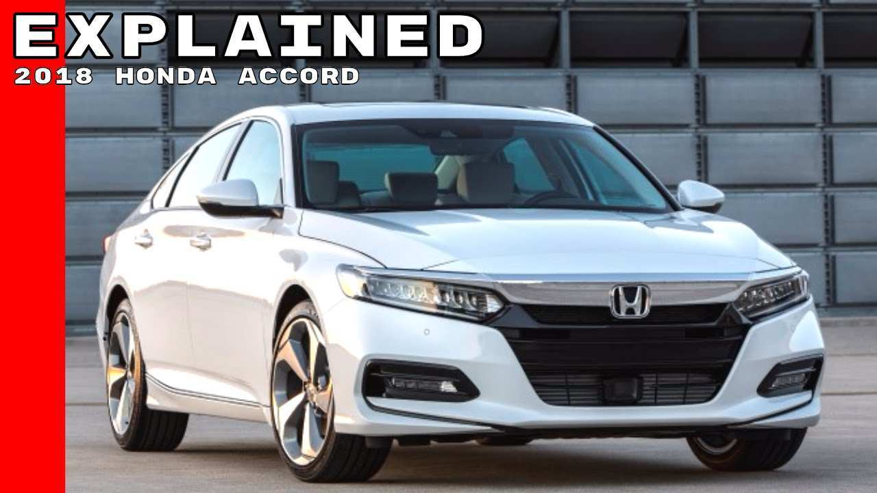 45 Concept of 2020 Honda Accord Youtube Exterior and Interior for 2020 Honda Accord Youtube