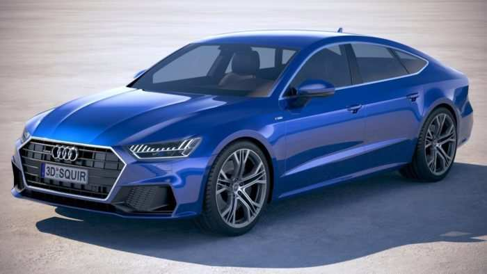 45 Concept of Audi A7 2020 Specs for Audi A7 2020