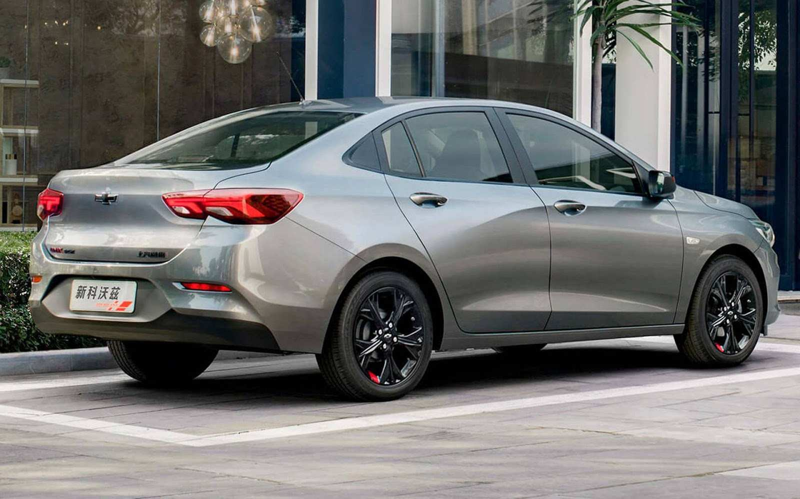 45 Concept of Chevrolet Novo Prisma 2020 Style for Chevrolet Novo Prisma 2020