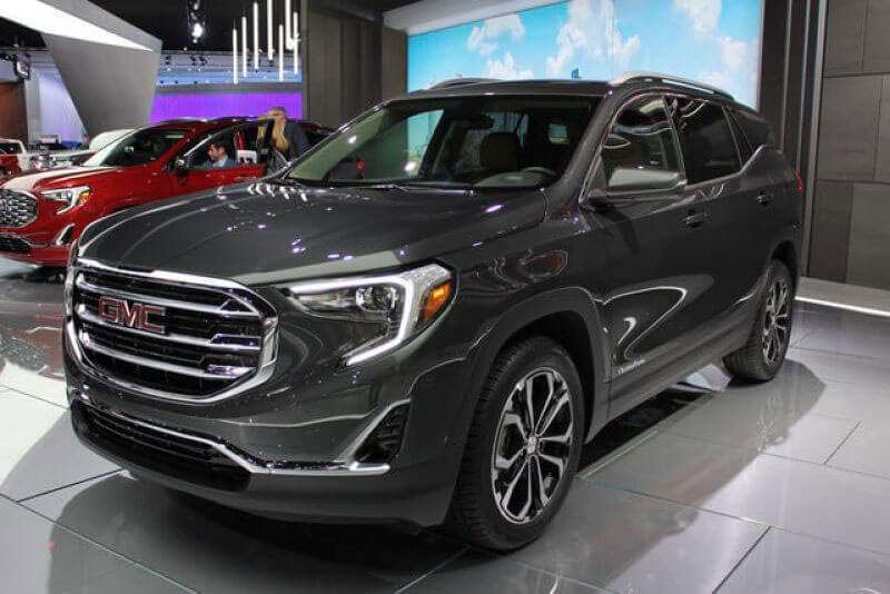 45 Concept of Gmc Suv 2020 Exterior and Interior with Gmc Suv 2020