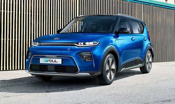 45 Concept of Kia Electric 2020 Picture for Kia Electric 2020