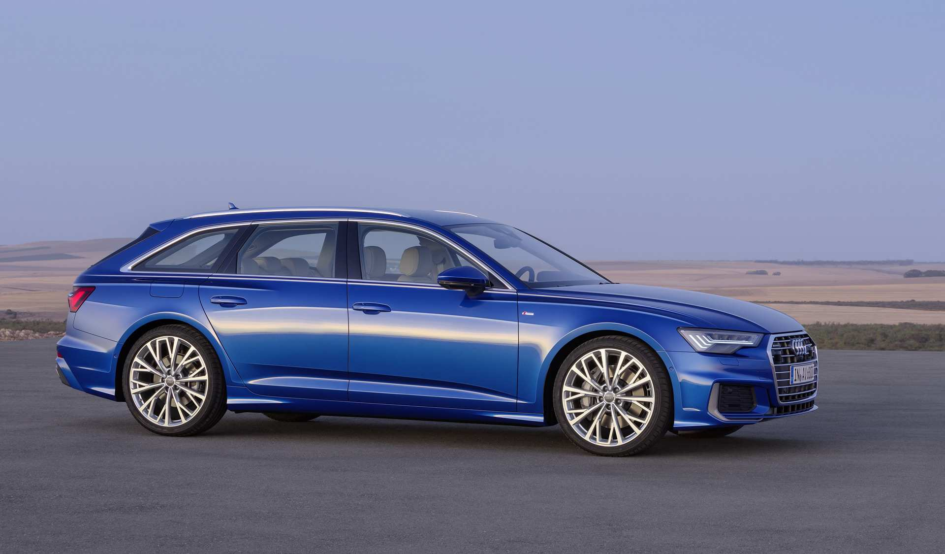 45 Gallery of 2020 Audi A6 Wagon Exterior by 2020 Audi A6 Wagon
