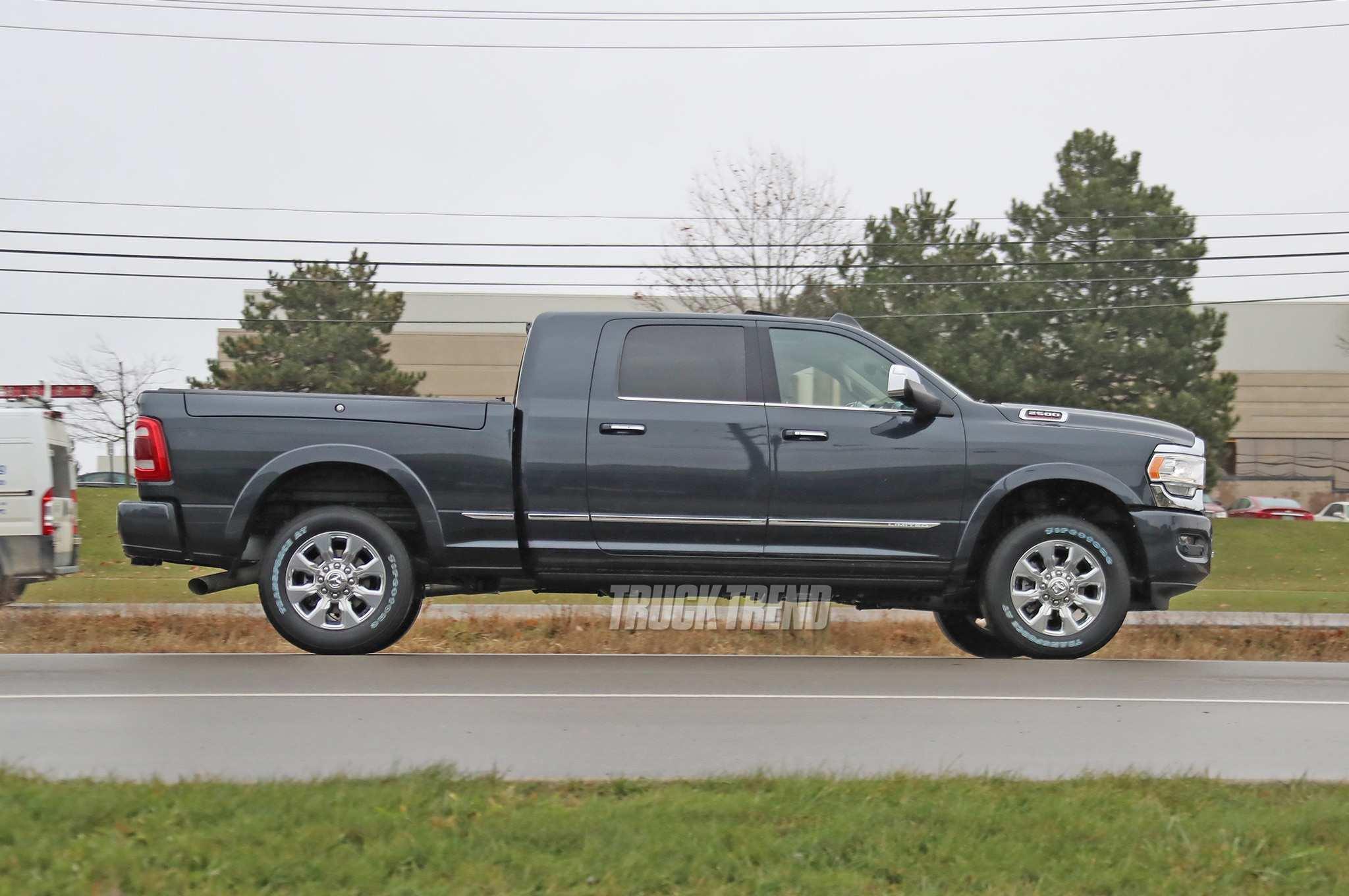 45 Gallery of Dodge Ram 2500 Diesel 2020 Images with Dodge Ram 2500 Diesel 2020
