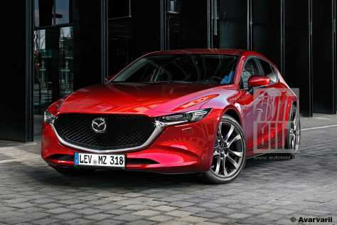 45 Gallery of Mazda Sportwagen 2020 History by Mazda Sportwagen 2020