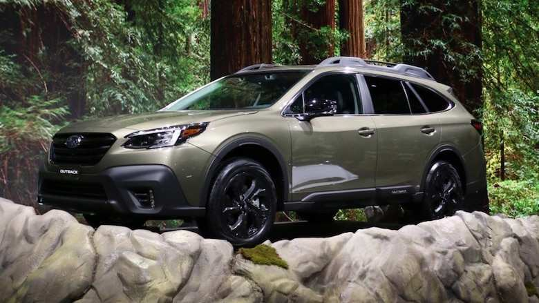 45 Gallery of Subaru Outback 2020 Price Research New with Subaru Outback 2020 Price