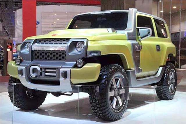 45 Gallery of Toyota Jeep 2020 Performance and New Engine by Toyota Jeep 2020