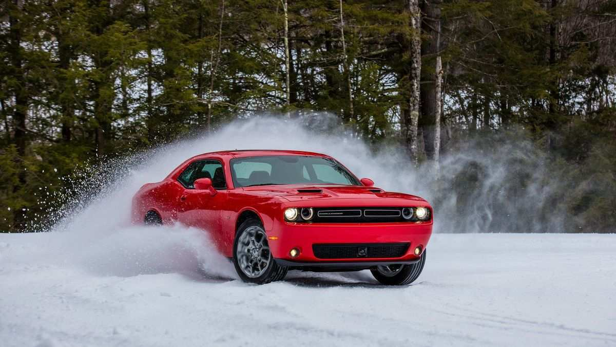 45 Great 2020 Dodge Challenger Awd History for 2020 Dodge Challenger Awd
